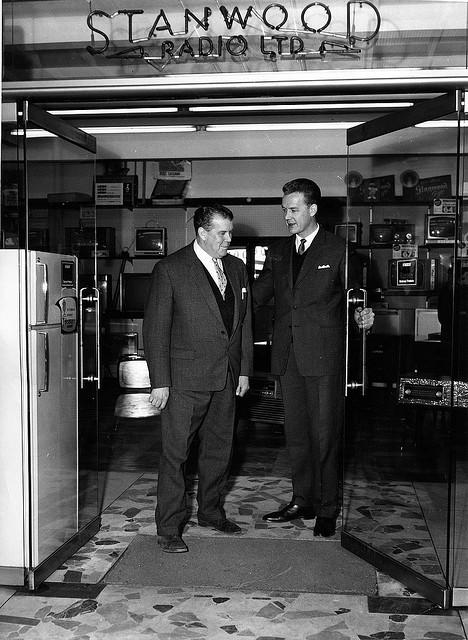 Bernard Wood & Gerald Wood